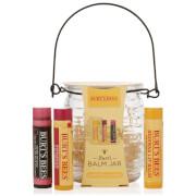 Подарочный набор бальзамов для губ Burt's Bees Burt's Balm Jar Gift Set фото