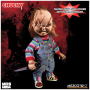 Mezco Bride Of Chucky MDS Mega Scale Doll - Scarred Chucky