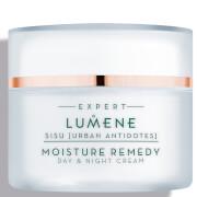 Купить Дневной и ночной увлажняющий крем-уход Lumene Nordic Detox [Sisu] Moisture Remedy Day & Night Cream 50 мл