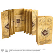 Harry Potter Marauder's Map Replica