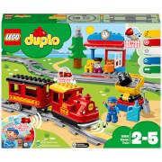 LEGO® DUPLO®: Dampfeisenbahn (10874)