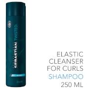 Купить Шампунь для вьющихся волос Sebastian Professional Twisted Elastic Cleanser Shampoo 250 мл