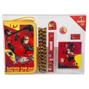 Incredibles 10 Pcs Stationery Set