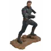 Diamond Select Marvel Gallery Avengers: Infinity War PVC Figure - Captain America