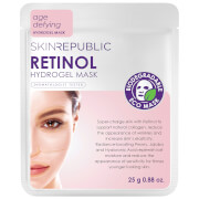Купить Skin Republic Hydrogel Face Sheet Mask Retinol 25g