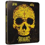 Sicario 2: Soldado 4K Ultra HD (Includes Blu-Ray Version) - Zavvi UK Exclusive Steelbook