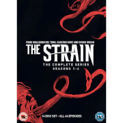 The Strain Complete Series, Seasons 1-4