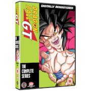 Dragon Ball GT Season 1 & 2 Collection