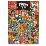 The Snaffling Pig Pork Crackling Advent Calendar - 2020