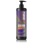Fudge Clean Blonde Damage Rewind Shampoo 1000ml