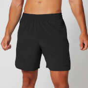 MP Essentials Training 7 Inch Shorts - Black