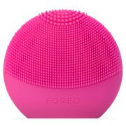 Очищающая смарт-щетка для лица FOREO LUNA fofo Smart Facial Cleansing Brush - Fuchsia фото
