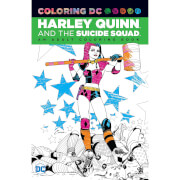 DC Comics Harley Quinn & Suicide Squad An Adult Coloring Book (Graphic Novel)