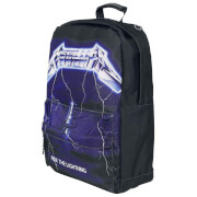 Rocksax Metallica Ride the Lightning Rucksack