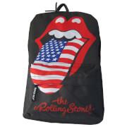 Rocksax The Rolling Stones USA Tongue Rucksack