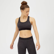 Myprotein Inspire Seamless Sports Bra - Slate