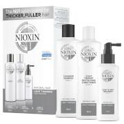 Купить Пробный набор средств для слегка истонченных волос NIOXIN 3-Part System Trial Kit 1 for Natural Hair with Light Thinning