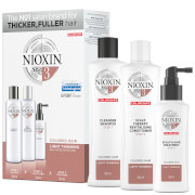 Купить NIOXIN 3-Part System 3 Trial Kit for Coloured Hair with Light Thinning