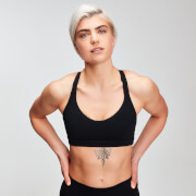MP Power Mesh Sports Bra - Black