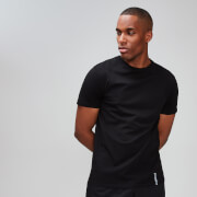 MP Luxe Classic Crew T-Shirt - Black
