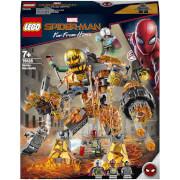 LEGO Super Heroes: Molten Man Battle (76128)