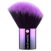 Купить Кисть кабуки для румян brushworks HD Blush Kabuki Brush