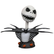 Diamond Select Nightmare Before Christmas Legends in 3D Jack Skellington 1:2 Scale Bust