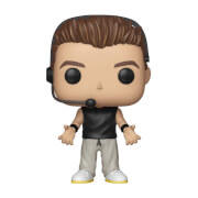 Pop! Rocks NSYNC JC Chasez Pop! Vinyl Figure