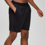 MP Essentials Training Shorts - Black