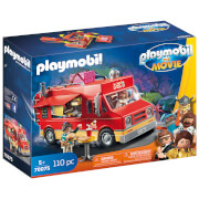 Playmobil: The Movie Dels Food Truck (70075)