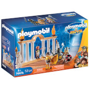 Playmobil: The Movie Emperor Maximus In The Colosseum (70076)