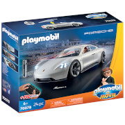 Playmobil: The Movie Rex Dashers Porsche Mission E (70078)