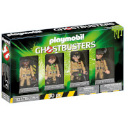 Playmobil Ghostbusters Collectors Set (70175)