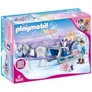 Playmobil Magic Sleigh With Royal Couple (9474)