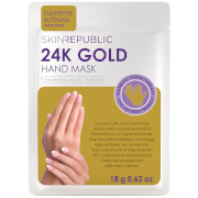 Skin Republic 24K Gold Foil Hand Mask 18g