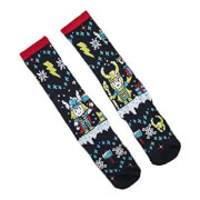 Thor Ugly Xmas Knit - Socks - One Size