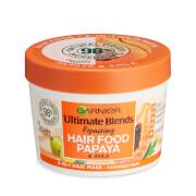 garnier ultimate blends hair food papaya 3-in-1 damaged hair mask treatment 390ml