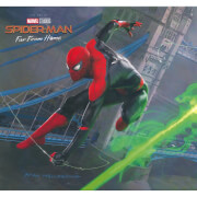 Spider-Man: Far from Home - The Art of the Movie (Hardcover)