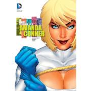 DC Comics - DC Comics The Sequential Art Of Amanda Conner Hard Cover