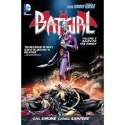 DC Comics - Batgirl Hard Cover Vol 03 Death Of The Family