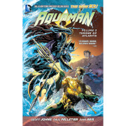 DC Comics - Aquaman Hard Cover Vol 03 Throne Of Atlantis (N52)