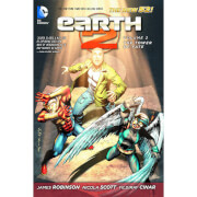 DC Comics - Earth 2 Hard Cover Vol 02 The Tower Of Fate (N52)