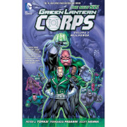 DC Comics - Green Lantern Corps Hard Cover Vol 03 Willpower