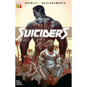 Vertigo - Suiciders Hard Cover Vol 01