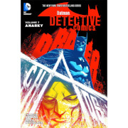DC Comics - Batman Detective Comics Hard Cover Vol 07 Anarky