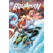 DC Comics - Aquaman Hard Cover Vol 08 Out Of Darkness