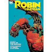 DC Comics - Robin Son Of Batman Hard Cover Vol 02