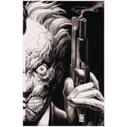DC Comics - Batman Two Face Face The Face Dlx Ed Hard Cover