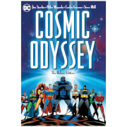 DC Comics - Cosmic Odyssey Deluxe Edition Hard Cover