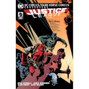 DC Comics - DC Comics Dark Horse Comics Justice League Vol 1